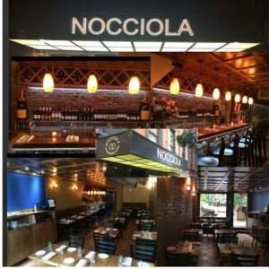 Nocciola restaurant on 116th St btwn 2nd and 3rd Ave